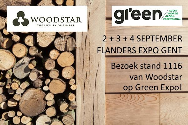 Bezoek ons op Green Expo