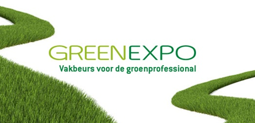 Bezoek ons op Greenexpo