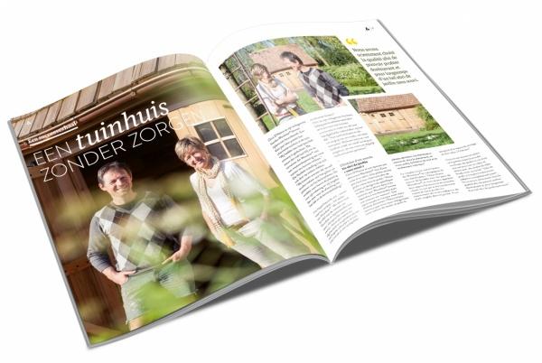 Nieuw Woodstar magazine