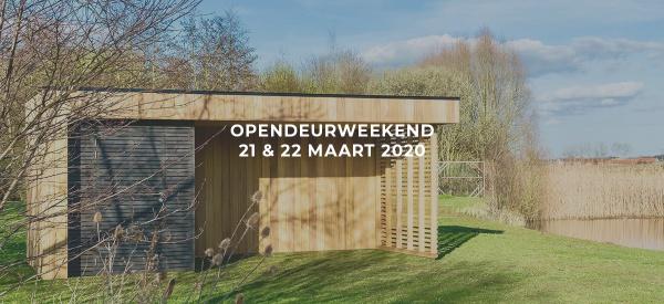 Opendeurweekend 2020