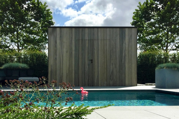 Lux | modern tuinhuis | moderne tuinhuizen | West-Vlaanderen