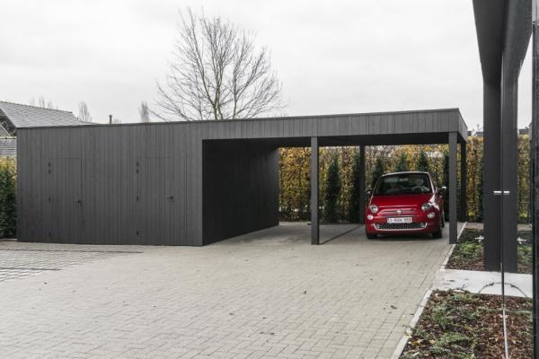 maatwerk tuinhuizen poolhouses engelse schuurtjes carports garages west vlaanderen