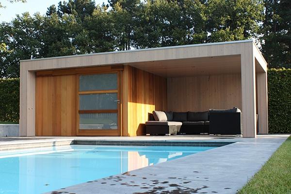 Monaco | moderne poolhouse | moderne poolhouses | West-Vlaanderen