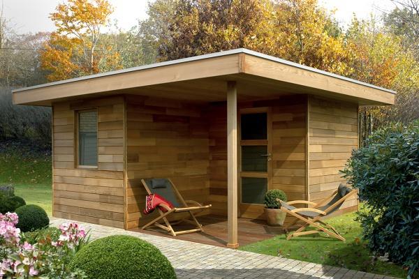Patio | modern tuinhuis | moderne tuinhuizen | West-Vlaanderen