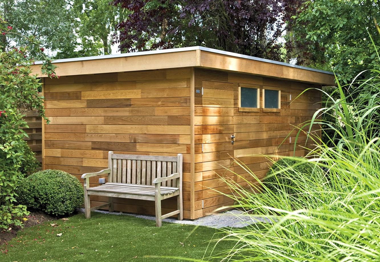 Matrix | klassiek tuinhuis | klassieke tuinhuizen | West-Vlaanderen