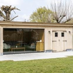 Cambridge | klassieke poolhouse | klassieke poolhouses | West-Vlaanderen