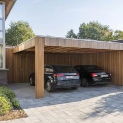 Carport & garage offerte | carports & garages plaatsen | West-Vlaanderen