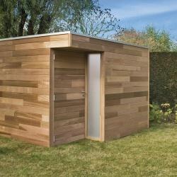 Cornic | modern tuinhuis | moderne tuinhuizen | West-Vlaanderen