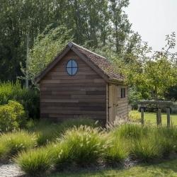 York Landelijk tuinhuis | Landelijke tuinbergingen | Engelse schuurtjes | West-Vlaanderen